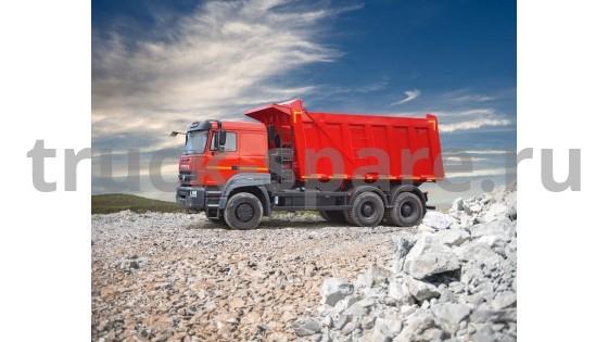 Автозавод «УРАЛ» представит на выставке «bauma СТТ RUSSIA 2021» новый бескапотный грузовик