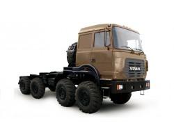 Запчасти Урал 5323