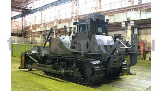 На бронетракторы ЧТЗ установят защиту от кумулятивных зарядов