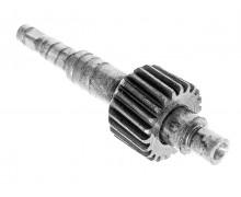 4320Я-3802035 Валик шестерни привода спидометра в сборе (22 зуб.  i=6,7  d=30,19 мм) (Оригинал) пр. АЗ Урал