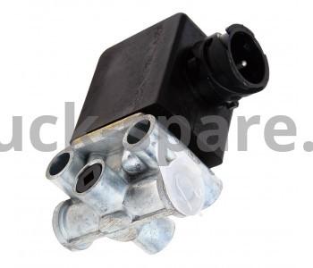 КЭМ 10-11 (КЭБ 420С) Клапан электромагнитный КАМАЗ, МАЗ 24в (ан. КЭБ 420С) разъём байонетный (НПО РОДИНА)