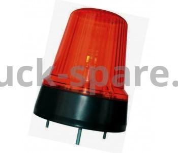 И 24-75 Маячок импульсный с галогеновой лампой 24v оранжевый (под болтовое соединение)