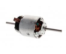 0 130 111 130 Мотор отопителя (24В, 130Вт) МАЗ, MAN (мотор под 2 крыльчатки, ан. ДП 70-130) (LUZAR)