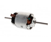 0 130 111 130 (HW417) Мотор отопителя (24В, 130Вт) МАЗ, MAN (мотор под 2 крыльчатки, ан. ДП 70-130) (Автомагнат)