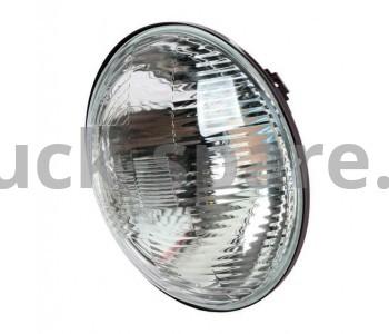 62.3711200-16 (ан.ФГ 140-3711200-Б1) Оптический элемент под простую лампу, с отсекателем, с подсветкой
