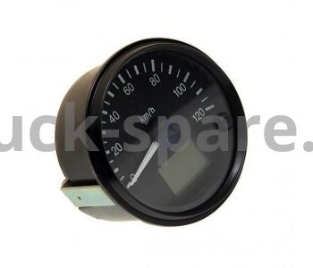ПА 8160-6 (ПА 8046-3/4) Спидометр электронный под датчик импульсов ПД-8089-1, ПД-8089-2