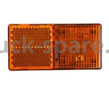 431.3731 Фонарь боковой габаритный (светодиод) (24В)