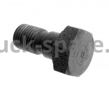310265-П2 Болт крепления пластин привода ТНВД М12х26х12,5-19 (ОАО Автодизель)