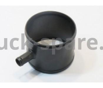 4320N-1109250 Воздуховод воздушного фильтра УРАЛ-NEXT (АЗ УРАЛ) стальной