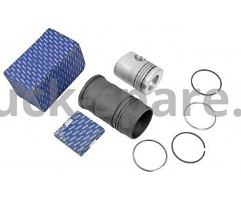 236-1004005 Гильза, поршень, порш. и упл. кольца ЯМЗ 236/238 (Автодизель) общая ГБЦ