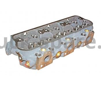 236Д-1003013-А Головка блока цилиндров ЯМЗ-236НЕ, БЕ, НЕ2, БЕ2, 6563 (Автодизель) (без шпилек, без клапанов)