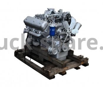 236М2-4-1000190 Двигатель ямз (Урал) (без кпп и сцепления)