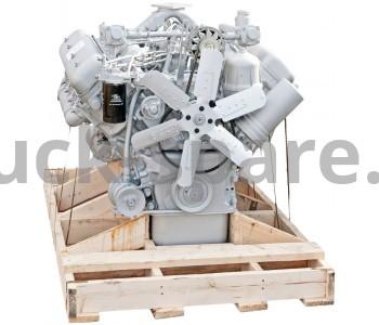 238М2-6-1000192 Двигатель ямз (Урал) (без кпп и сцепления)