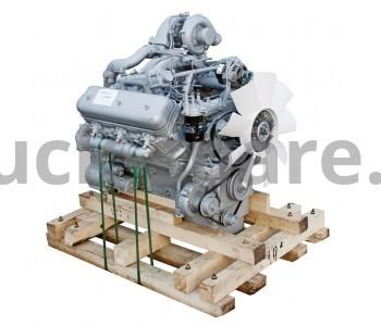 236НЕ2-1000189-3 Двигатель ЯМЗ-236НЕ2-3 Урал без КПП и СЦ (ОАО Автодизель)