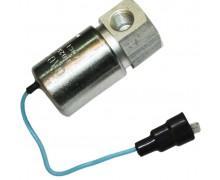 1102.3741-02 Клапан электромагнитный перекрытия подачи топлива УРАЛ. КАМАЗ, МАЗ 24В