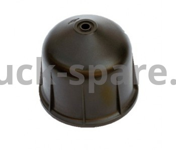236-1028250-Б Колпак ФЦОМа (маслоочистителя) (ПЛАСТМАСС)