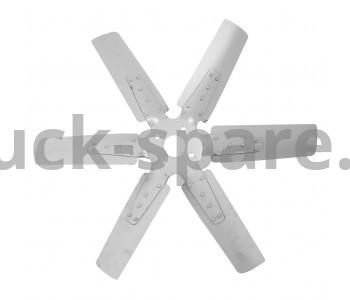 238НБ-1308012-Б2 Крыльчатка вентилятора (вн d-50мм)(660мм )
