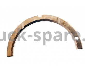 236-1005183-Р1 Полукольцо опорное коленвала ЯМЗ-236, 238 (Р1)