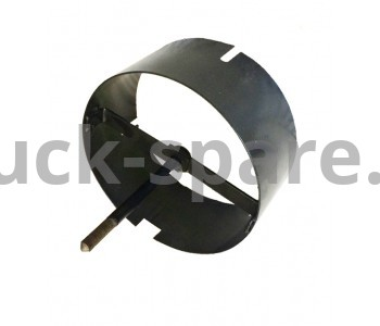 4320Я3-1109126 Труба воздухозаборная фильтра (АЗ УРАЛ)
