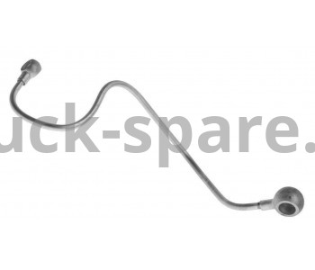 236НМ-1111558 Трубка подвода масла к корректору по наддуву МАЗ,УРАЛ (ОАО Автодизель) 236НЕ