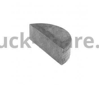 314006-П2 Шпонка вала коленчатого ЯМЗ (32х10х14) АВТОДИЗЕЛЬ