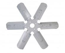 238-1308012-А4 Крыльчатка вентилятора (вн.d-50мм) (дв.ЯМЗ-238М2) (ОАО Автодизель)