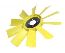 236НЕ-1308012. Крыльчатка вентилятора (вн.d-65мм) (дв.ЯМЗ-236НЕ2) (пластик) (FERNFAHRER)