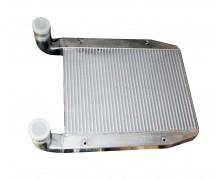6363А-1172010 Охладитель надувочного воздуха (интеркулер) УРАЛ-6363, 63685 алюмин. (ШААЗ)