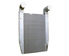 6563РА-1172010 Охладитель надувочного воздуха (интеркулер) УРАЛ-6370 с дв. ЯМЗ 652-301 алюмин. (ШААЗ)