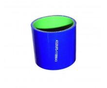 4320Я3-1109043-С Муфта соединительная турбокомпрессора (дв.ЯМЗ-236НЕ2) (Синий Силикон)