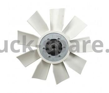 8.8885-1308012 Вентилятор с вязкостной муфтой ЯМЗ (крылчатка 600 мм) (Borg Warner) (020004190)