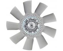 ВМПВ 001.00.02 Вентилятор с вязкостной муфтой ЯМЗ (крылчатка 600 мм) (ВМПВ) (8.8885-1308012) (ООО Автопривод)