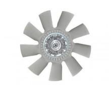 536.1308010-03 Вентилятор с вязкостной муфтой ЯМЗ-536 (EURO-4) (крылчатка 650 мм) (ВМПВ 001.00.12 СБ)